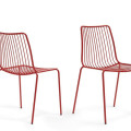 Pedrali-Nolita-Chair-Red