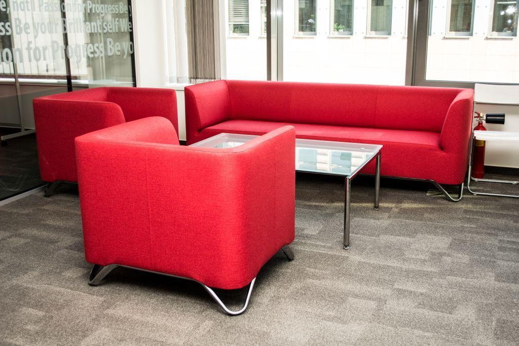 profim softbox armchair and sofa